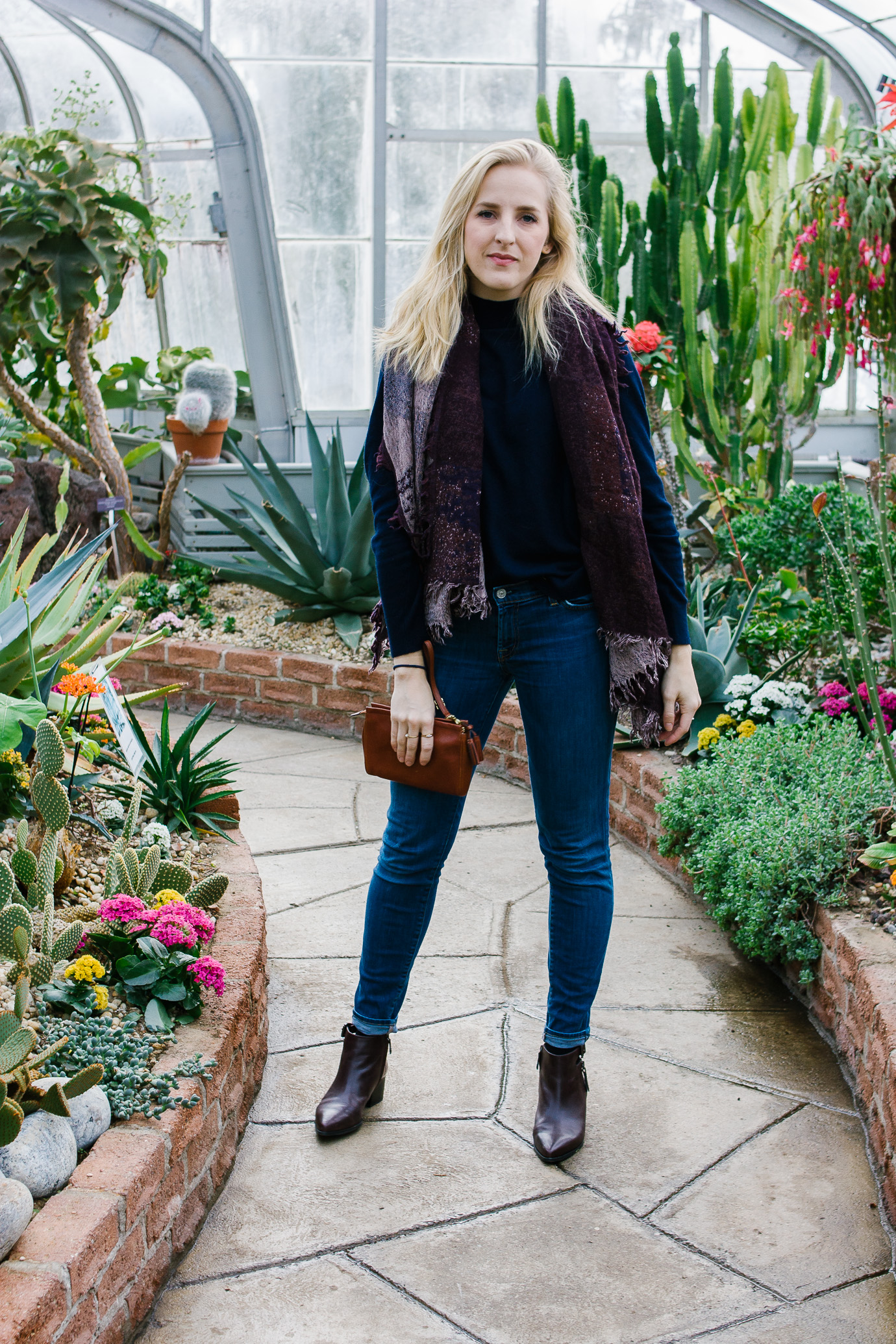 Fall/Winter style at the Conservatory
